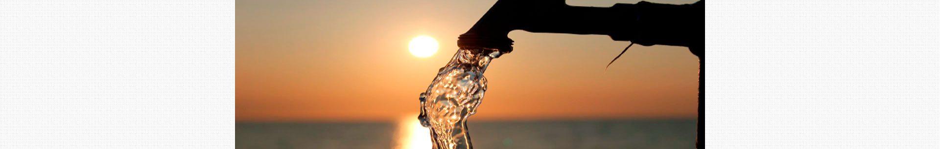 industria de agua